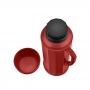 Garrafa Térmica Rolha Eureka Vermelho Velvet - 1 Litro