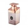 Porta Sabonete Liquido Slim Rose - 13,5cm