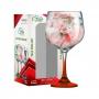 Taça Gin Tonica com Pé Vermelho - 705ml