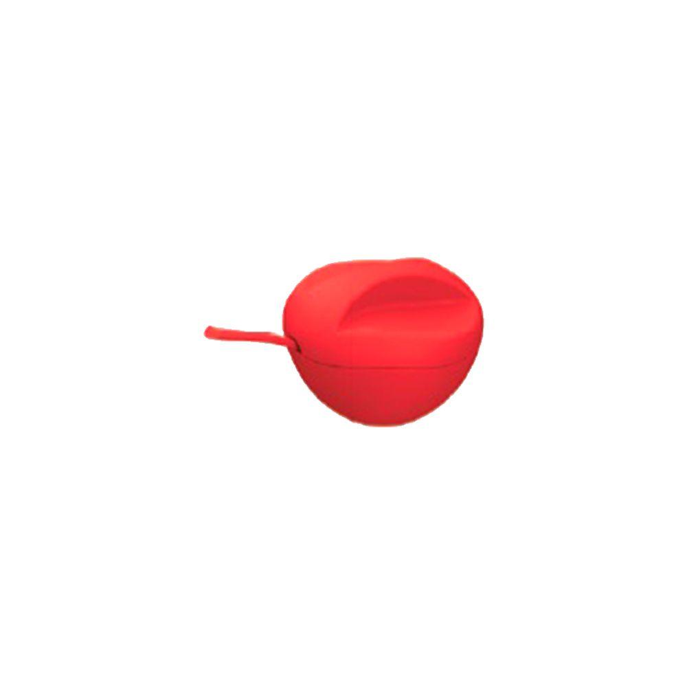 Açúcareiro Vermelho 15Cm
