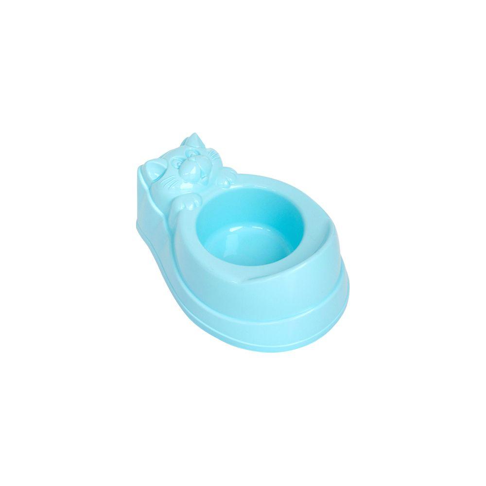 Troninho Infantil Baby Azul