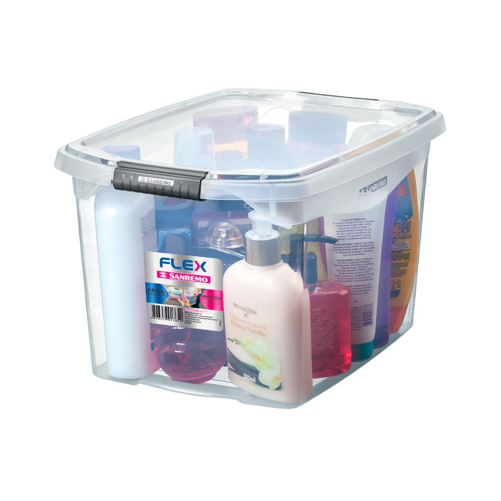 Caixa Organizadora Flex - 11 Litros