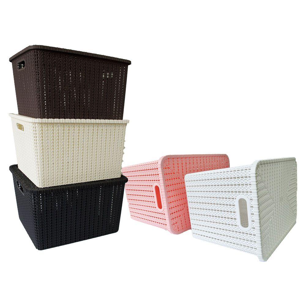 Caixa Organizadora Plástica - 17 Litros