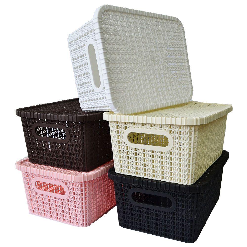 Caixa Plástica Organizadora - 5 Litros
