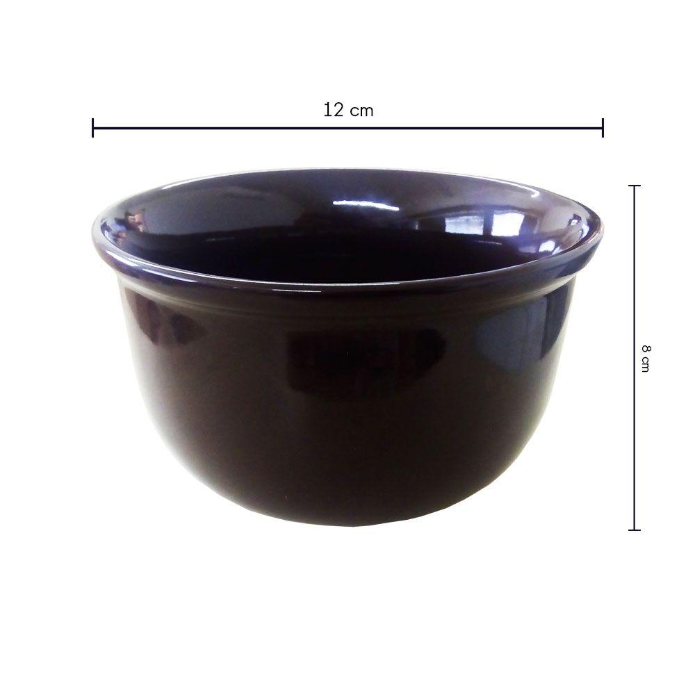 Cumbuca Cerâmica Marrom - 470ml