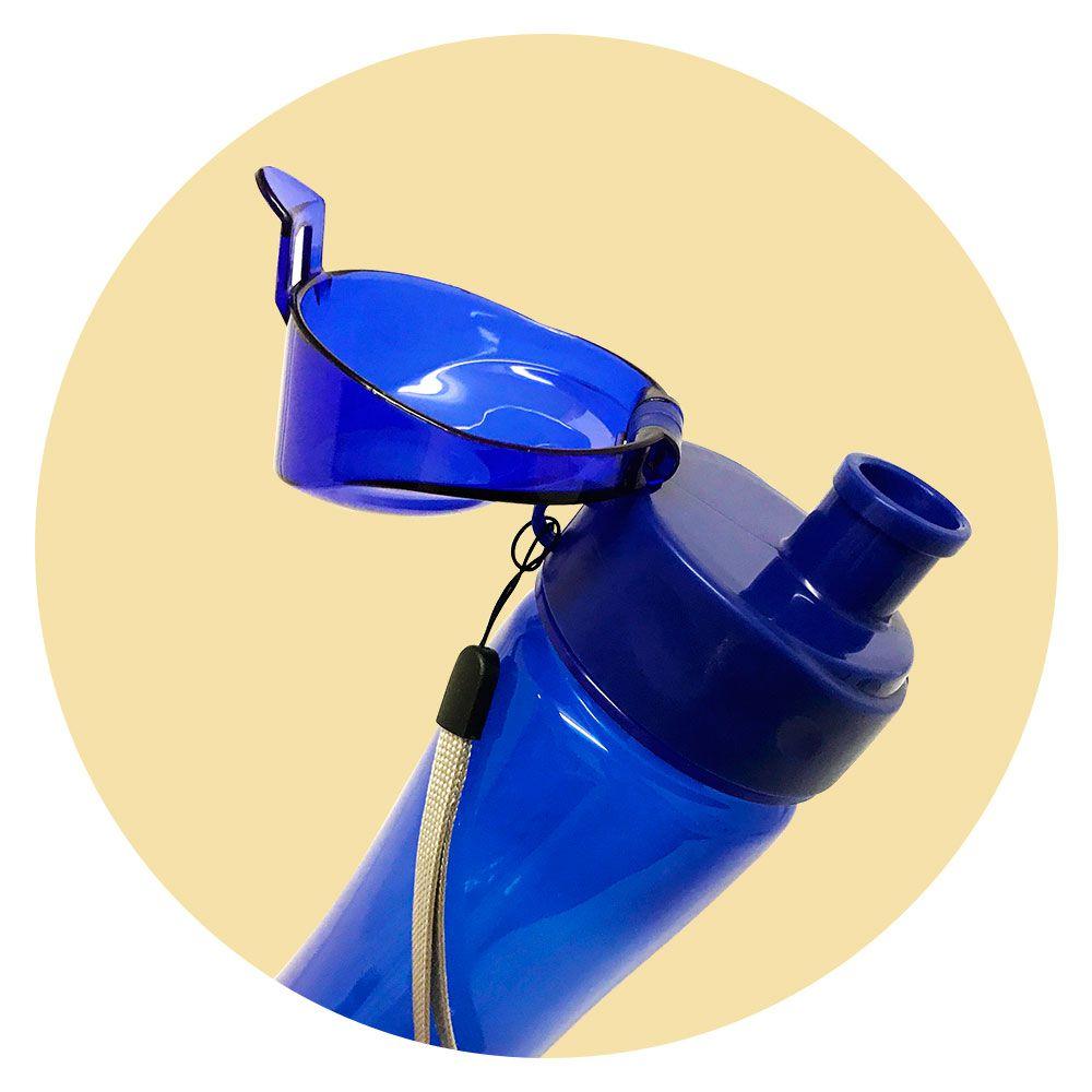Garrafa de Plástico - 550ml