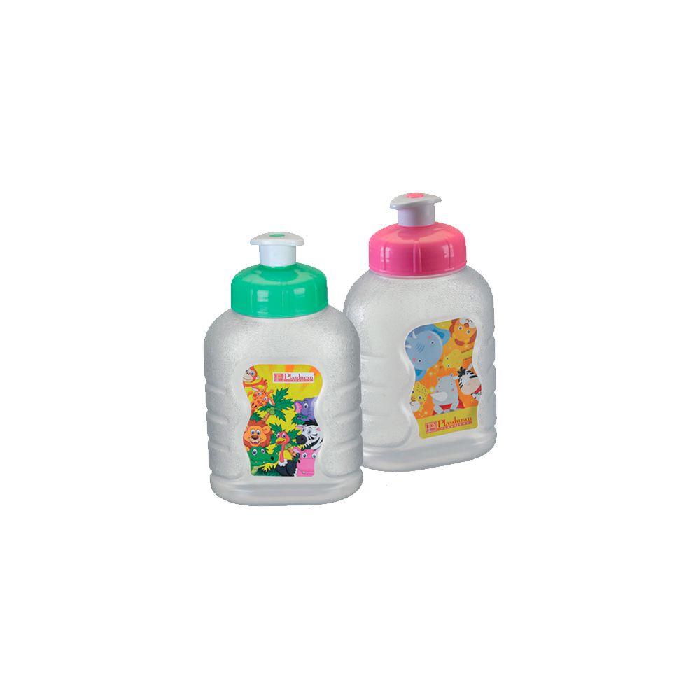 Garrafa Flip-Top Infantil Safari - 250ml