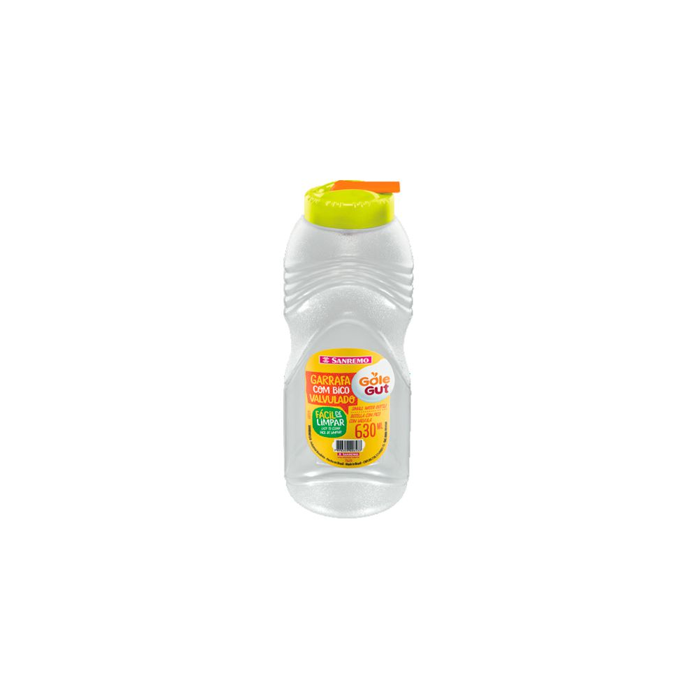 Garrafa Gole Gut Citrus - 630ml