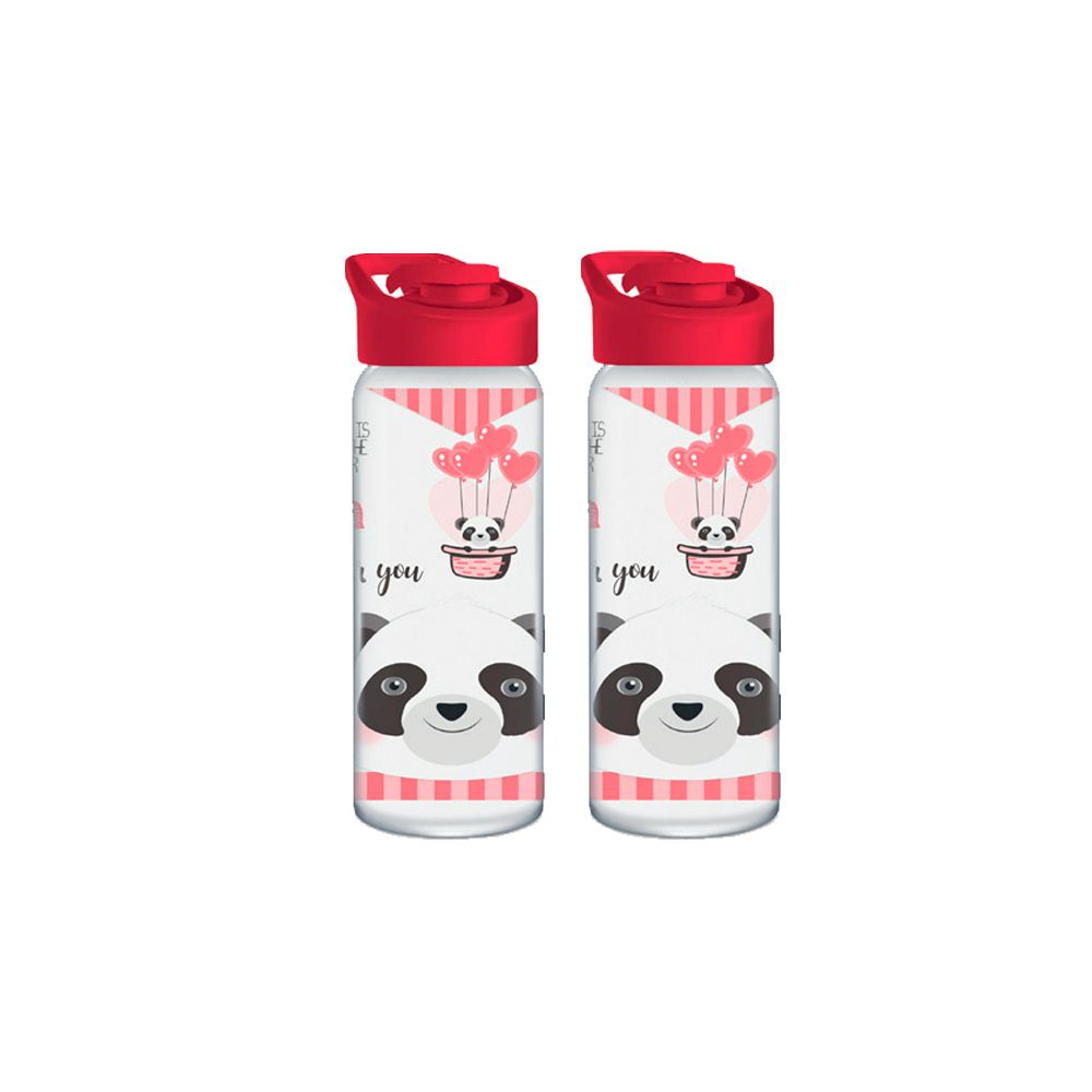 Garrafa Panda Pet 700ml