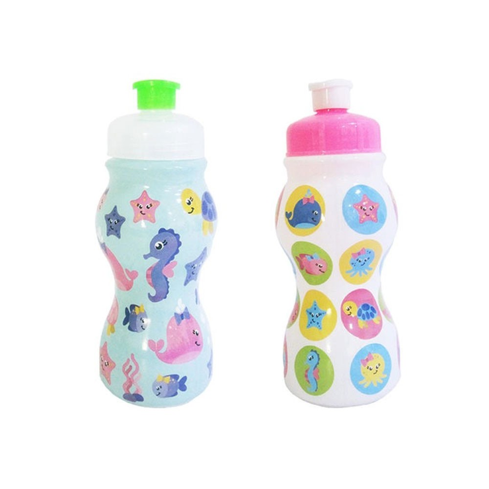 Garrafa Sleeve Fundo Do Mar - 250ml