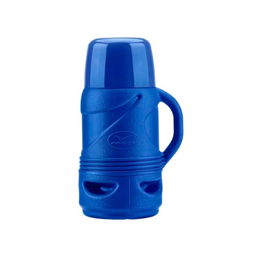 Garrafa Térmica Rolha Lider Incess Blue - 320ml