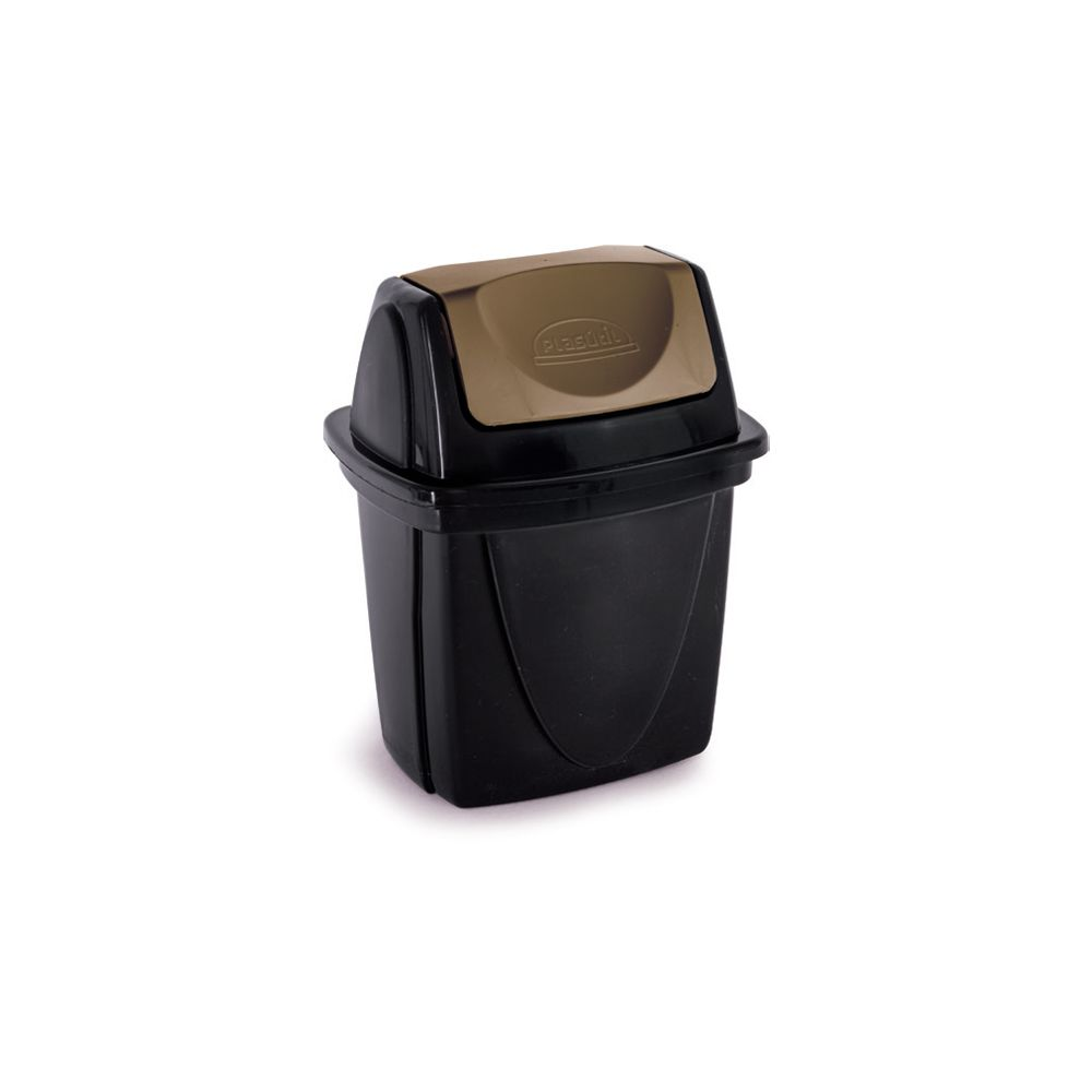 Lixeira Pia Ouro Velho - 6,5 Litros