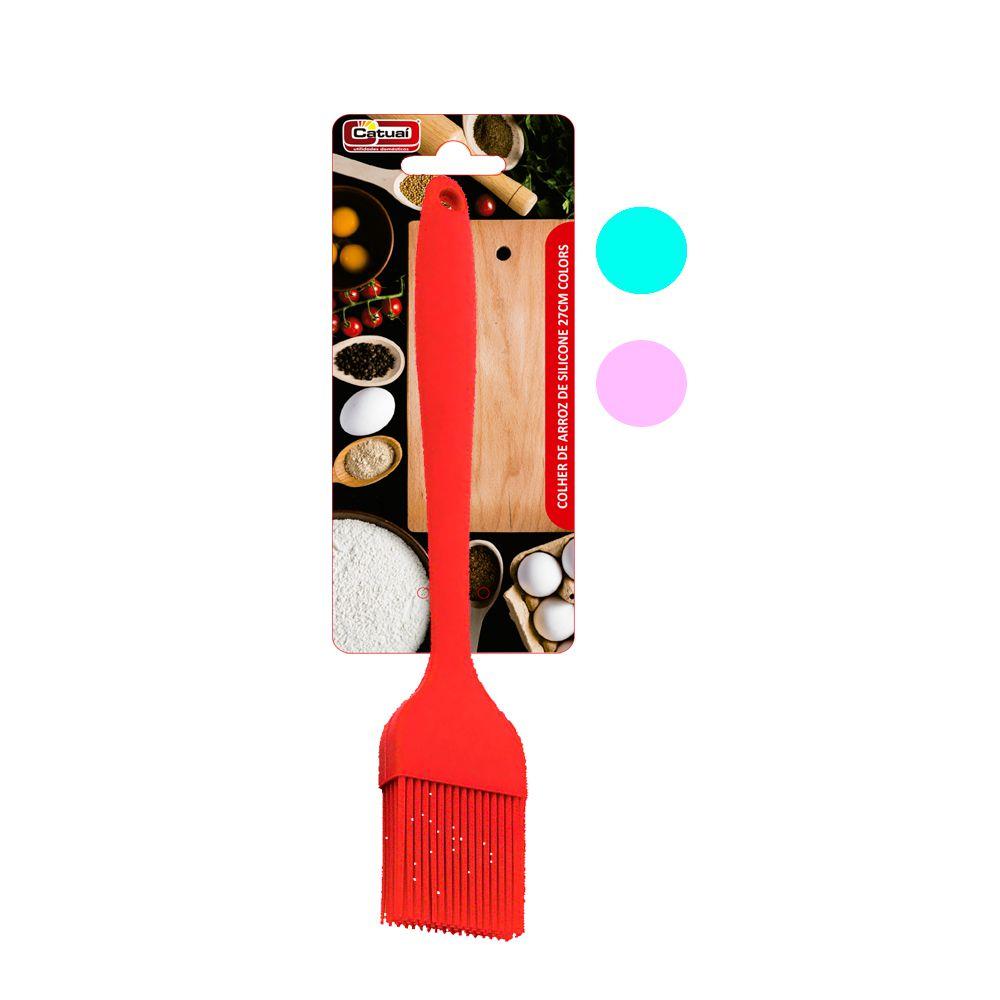 Pincel de Silicone Colors - 26cm