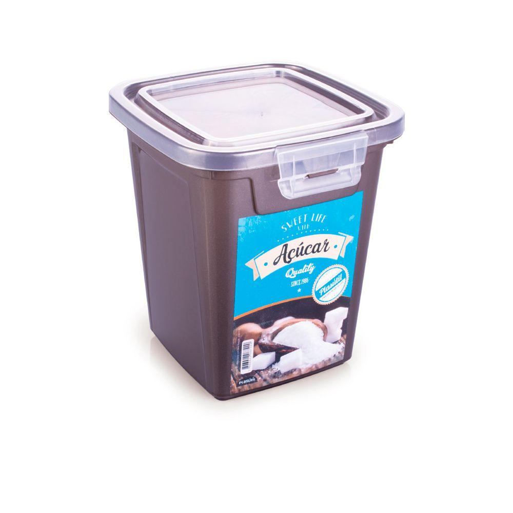 Porta Açúcar Decora Retro - 1,8 Litros