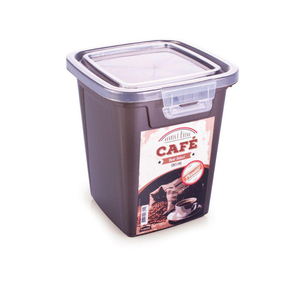 Porta Café Decora Retro 1,8Lts