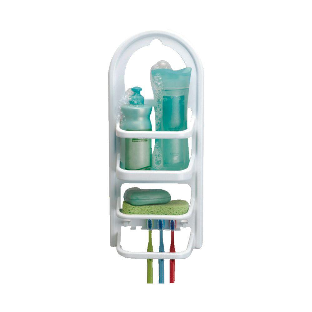 Porta Shampoo e Prateleira