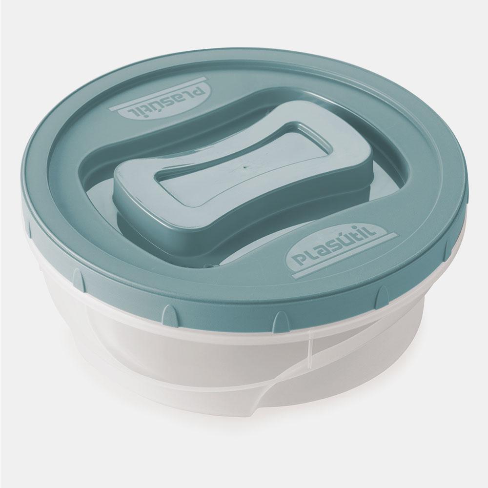 Pote Clic Rosca - 2,1 Litros