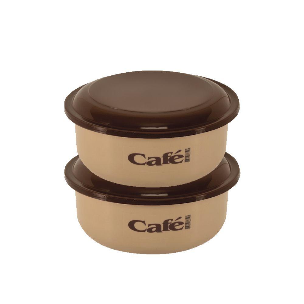 Pote Redondo para Café 1,44Lts