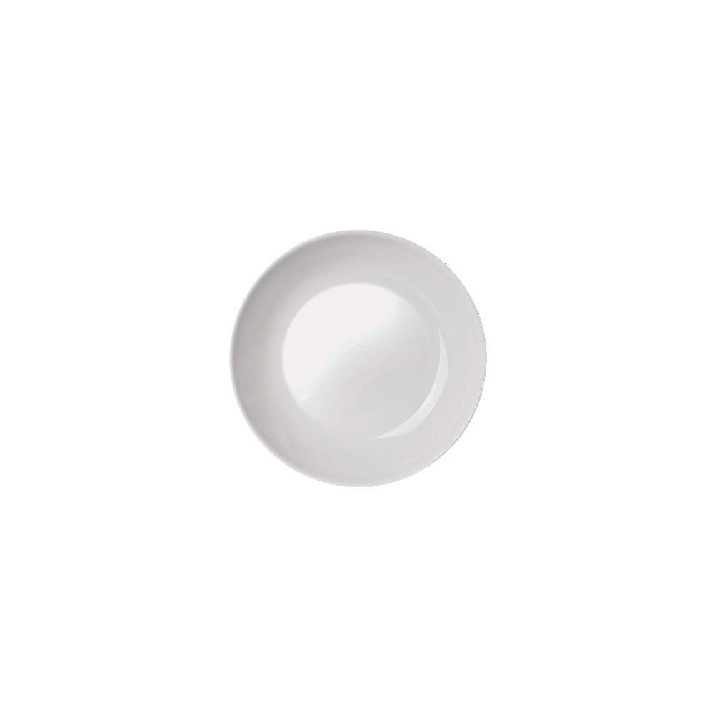 Prato Duralex Blanc Fundo 22cm - Caixa com 12 unidades