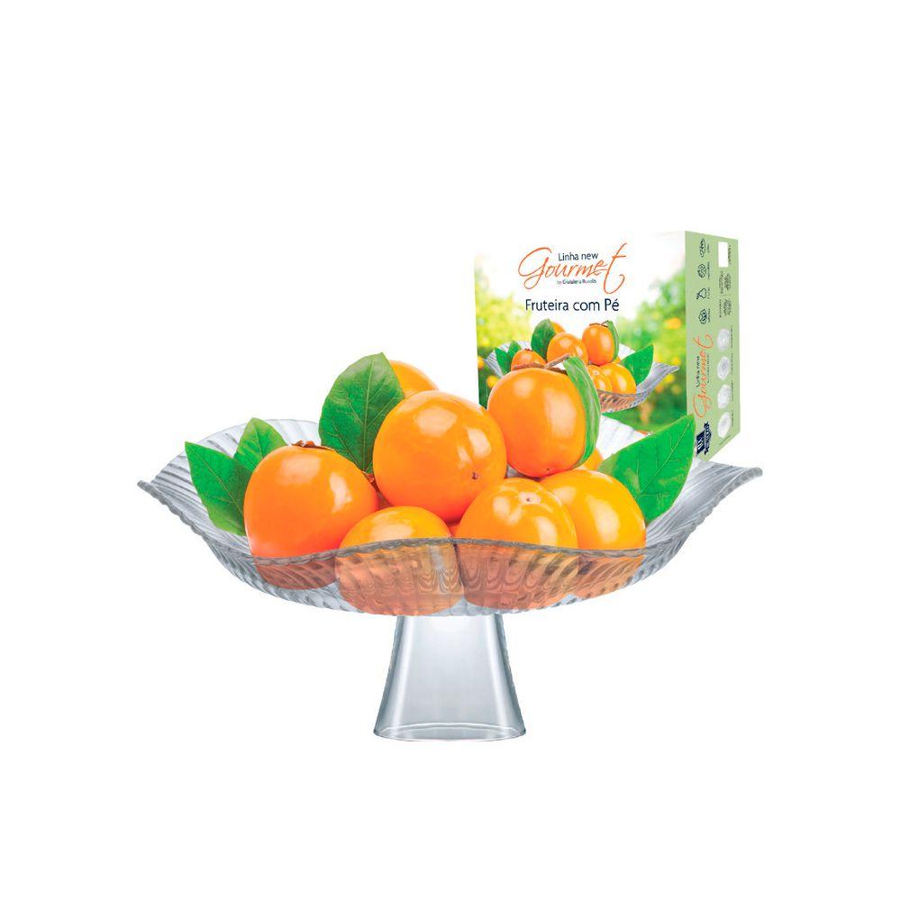 Saladeira/Fruteira com Pé Bari 32cm