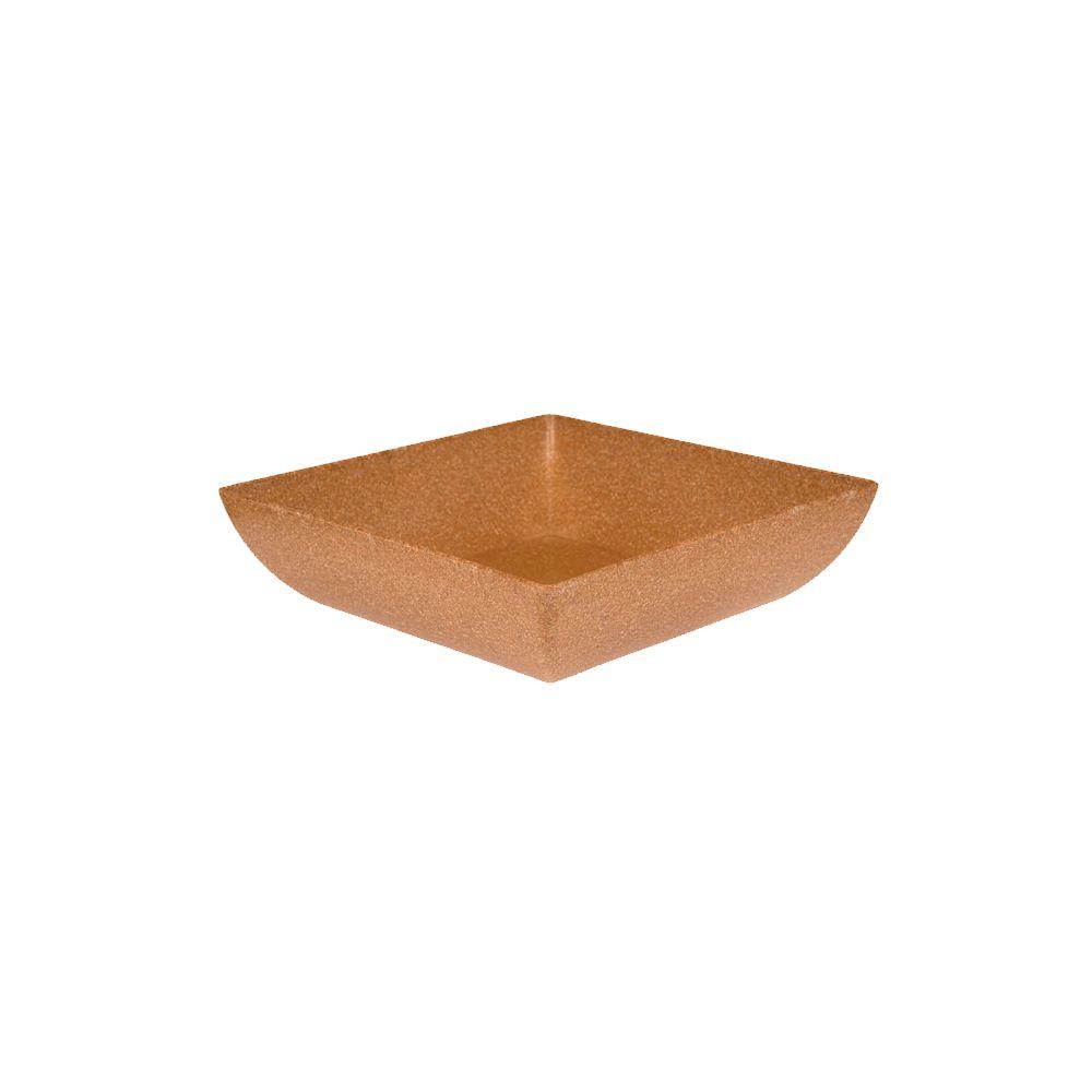 Saladeira Quadrada Cerejeira - 2,9 Litros