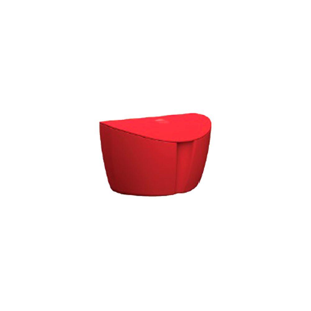 Saleiro Vermelho 16Cm