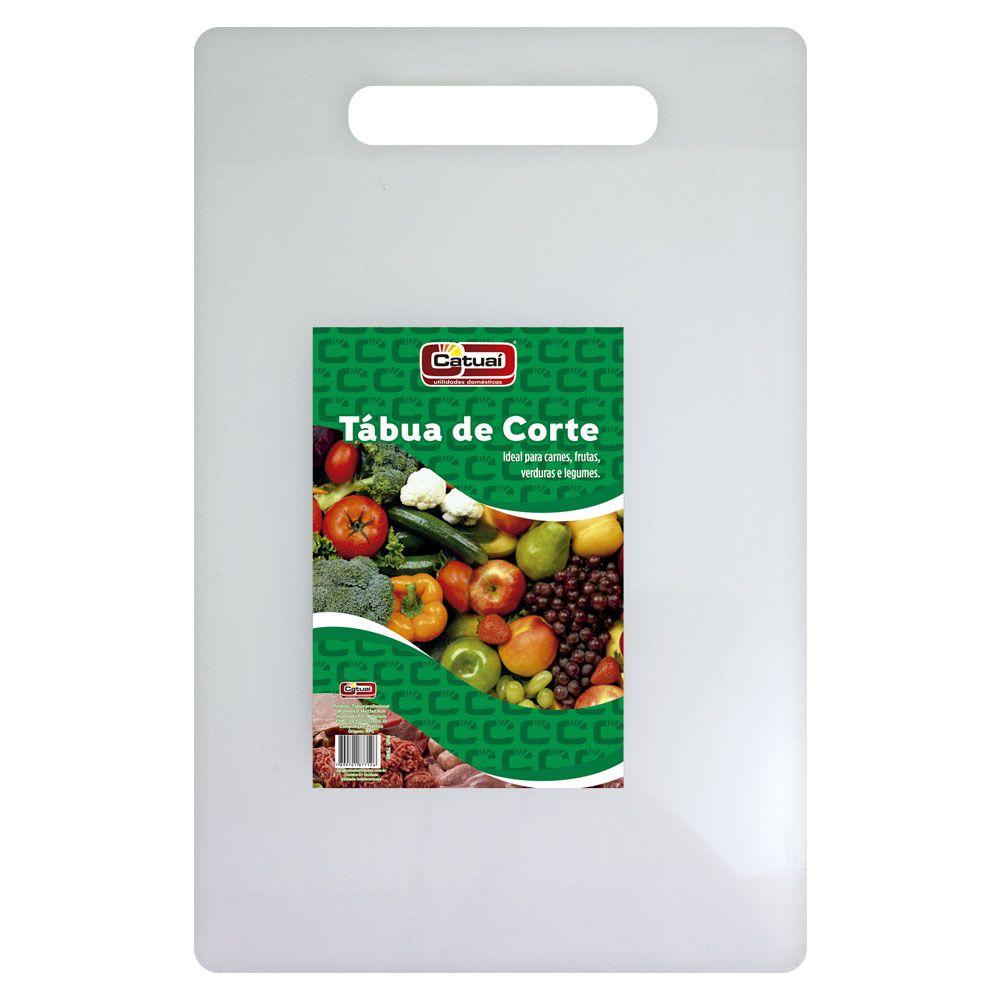 Tábua Profissional de Plástico 43,5X27,5 Cm