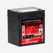 bateria auxiliar unipower 12v 4,5ah