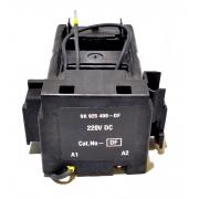 bobina contatora abb kh210-df 220vcc - pn sk825400-df