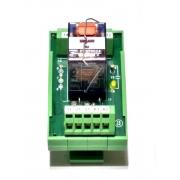 relé acoplador phoenix contact 24vcc 10a - pn 550430702