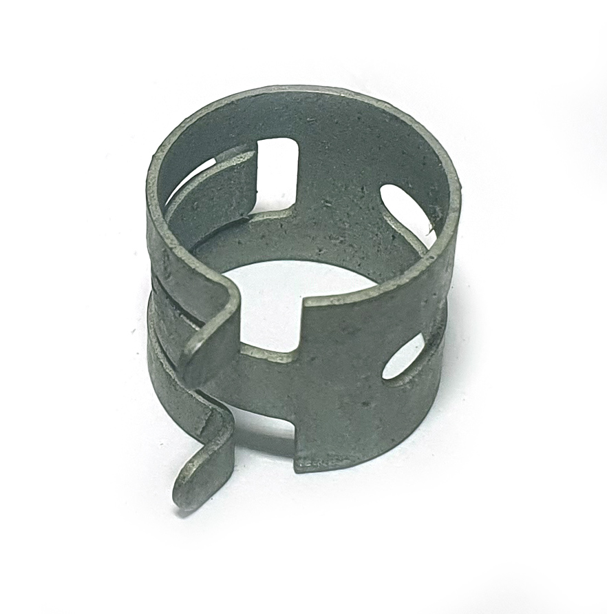 abraçadeira tubo diesel perkins 7mm - pn 2481C006
