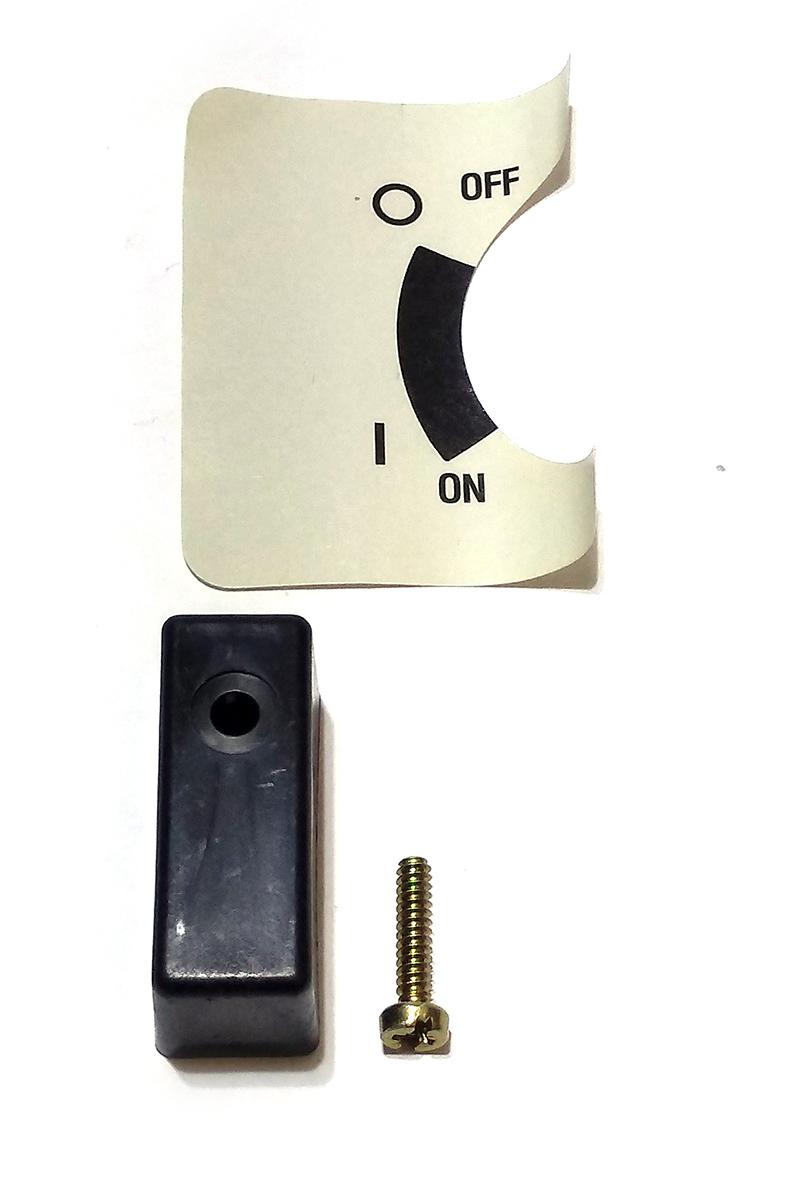 acionador rotativo eaton/moeller d-nzm10