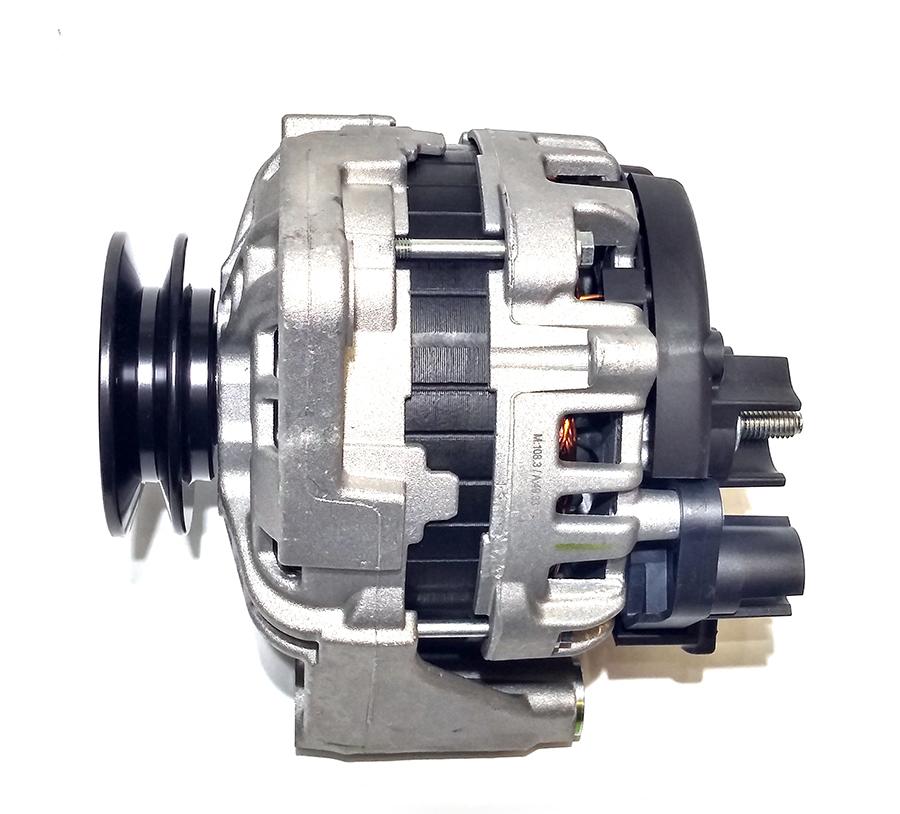 alternador 12v/90a (4k2) c/polia d229/td229 - pn 7005776C91