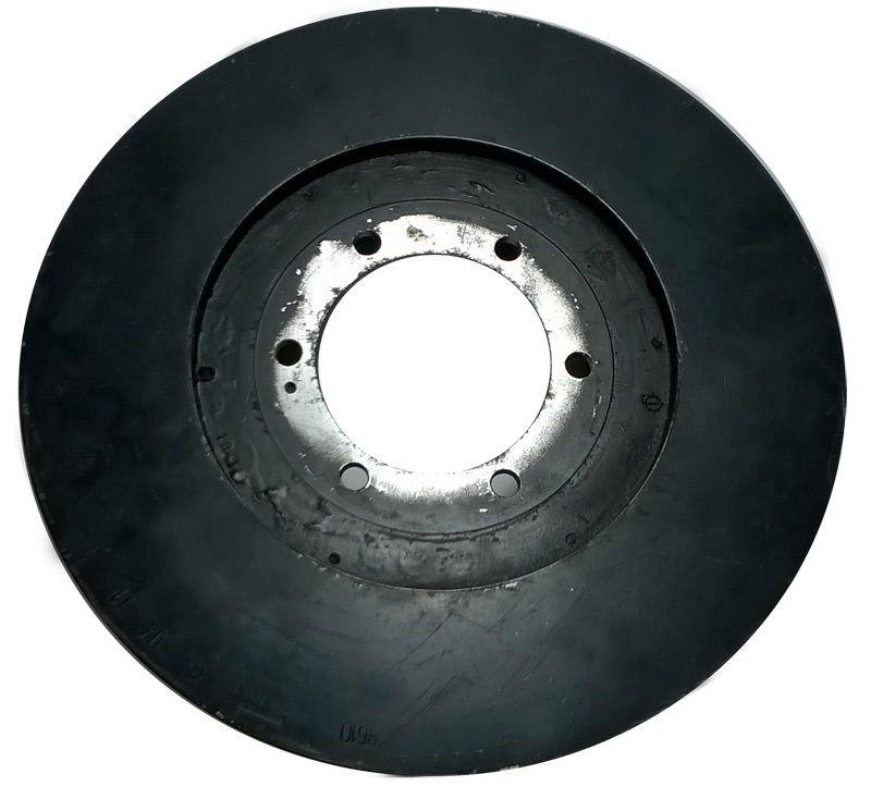 AMORTECEDOR VIBR VIRABREQUIM MWM 6.10 - PN 961007030014