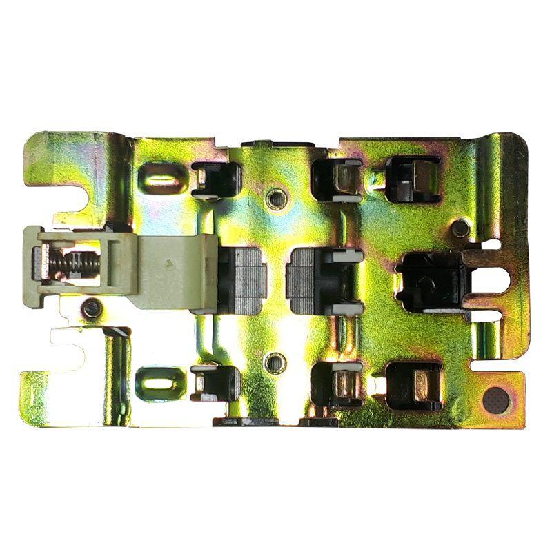 CONTATOR TELELEMACANIQUE  3P LC1D4011 120VCC 60A AC1