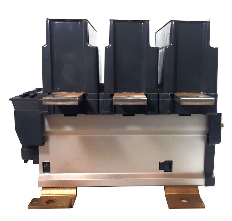 Contator telemecanique 3P LC1 F630 MDD13 220VCC 1000A AC1