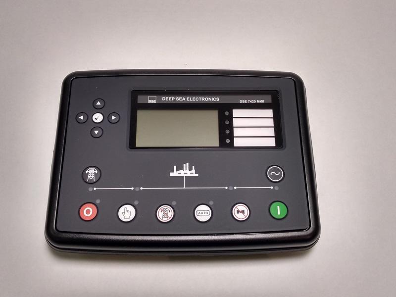 controlador gerador deep sea dse 7420 mkii