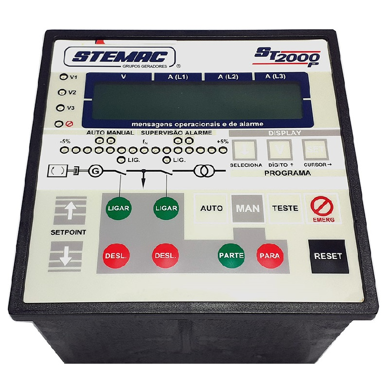 controlador gerador st2000p 12/24v v3.30