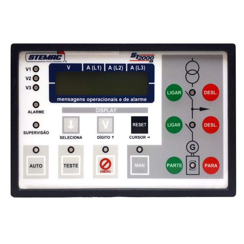 CONTROLADOR GERADOR ST2000B 12/24V V2.15