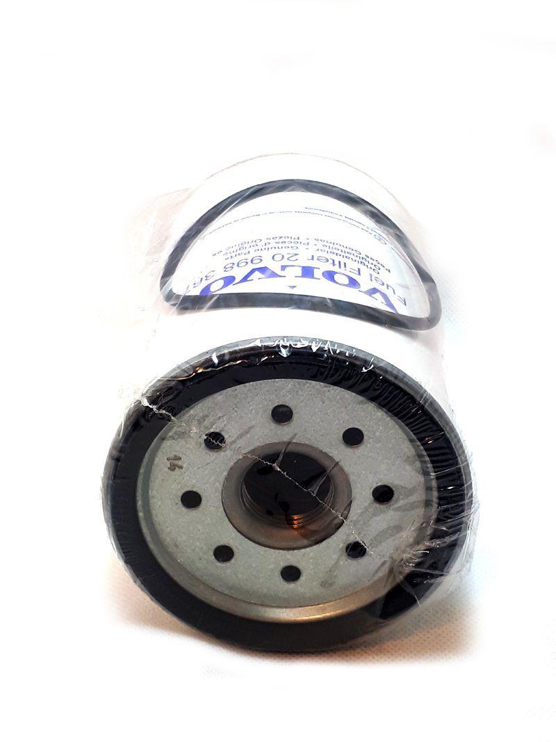 filtro combustível primário volvo twd1643 - pn 20998367 / r260p