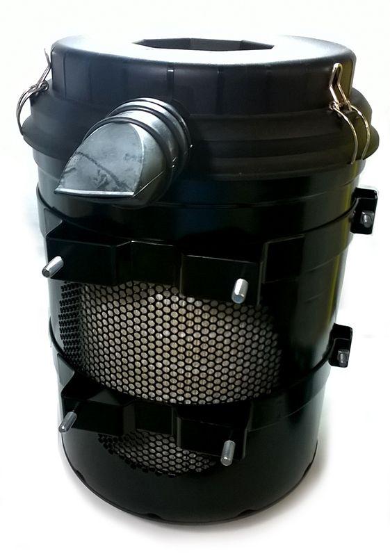 filtro ar plastico scania dc972 / dc1372 - pn 1925155