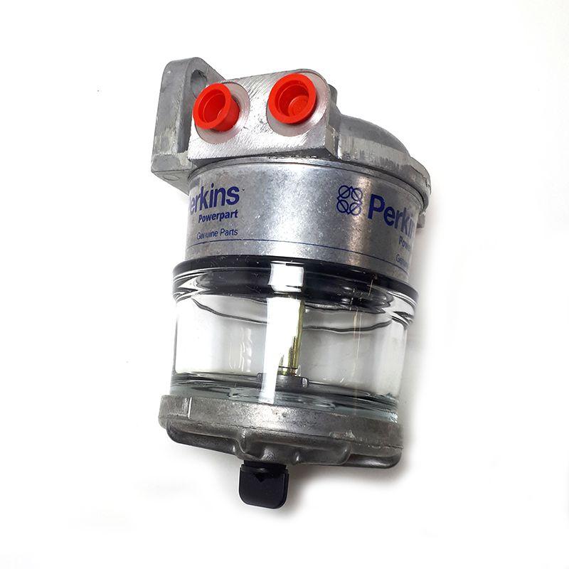 filtro comb secun completo perkins 1104 - pn 2656086