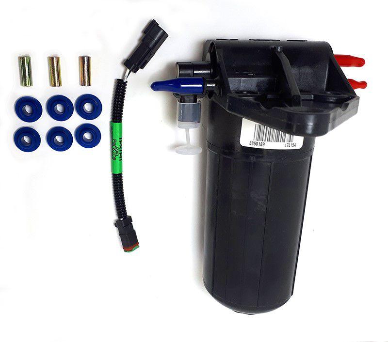 filtro oleo bomba eletrica perkins 1104 - pn ulpk0041