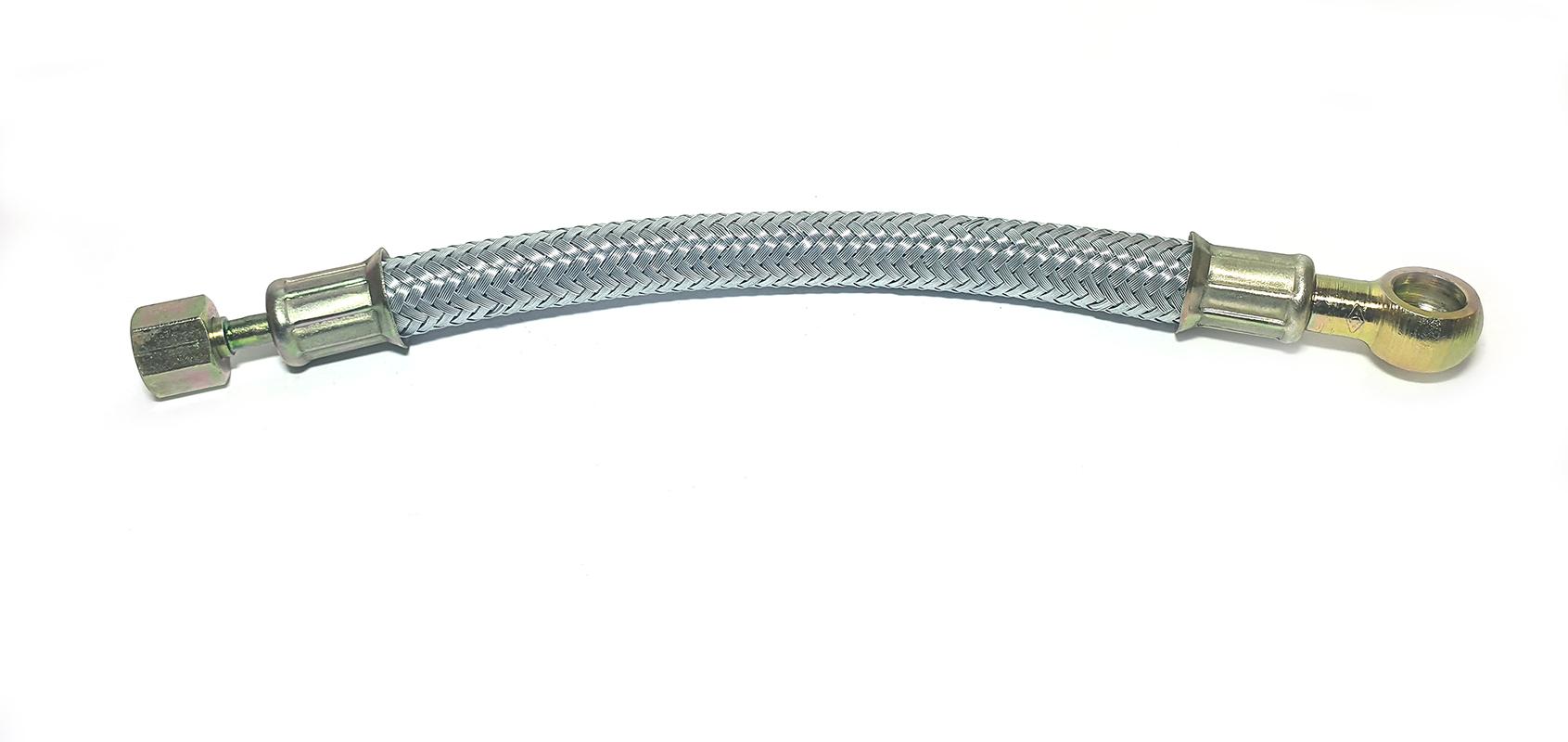 flexivel p/ manometro porca louca/banjo 10mm
