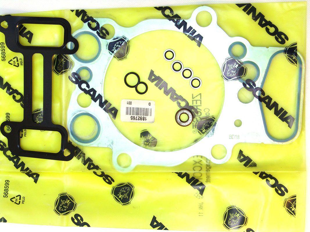 jogo juntas sup p/1 cabeçote scania dc1253/60 - pn 1754607