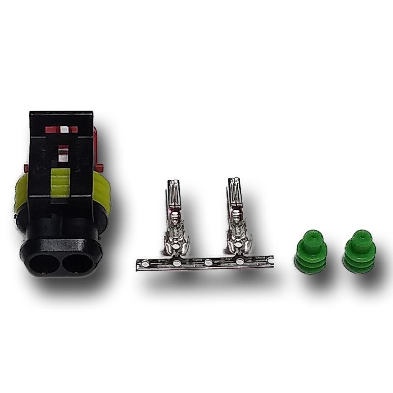 kit conector sensor baudouin 4m06g - pn 1002194905