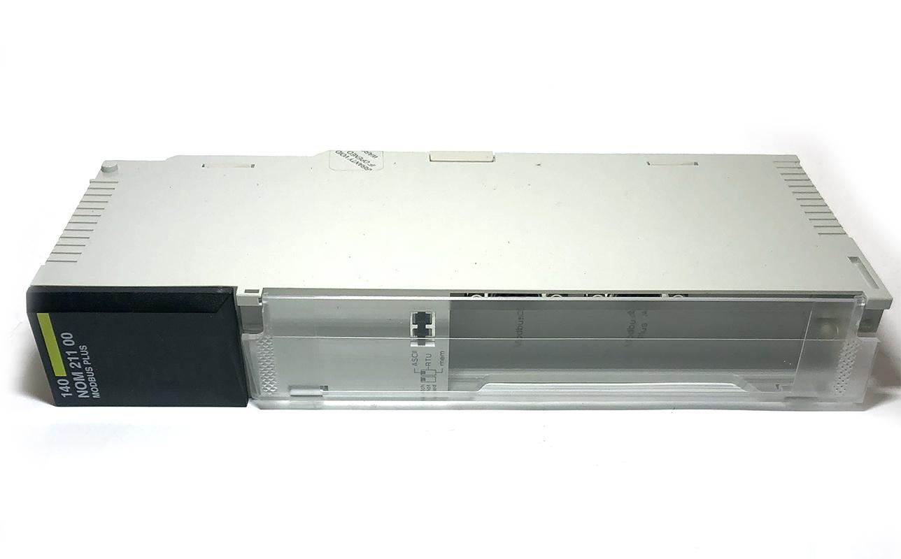 modulo opc modbus schneider 140NOM21100 - pn 8802020