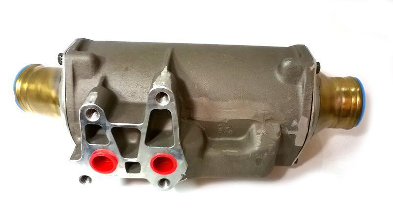 radiador óleo lubr ds/dsc11 - pn 1368736