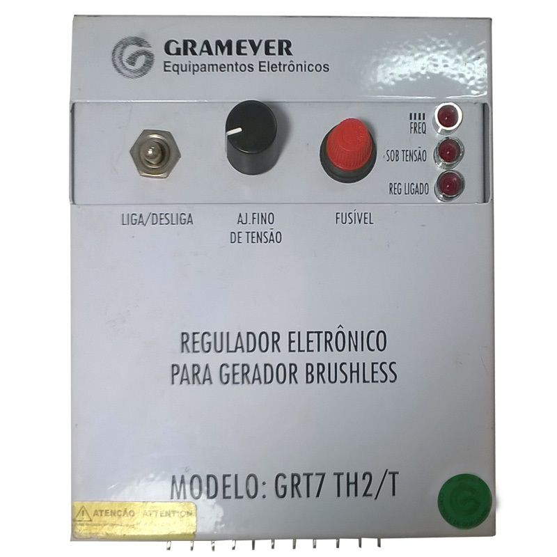 REGULADOR TENSÃO GRT7-TH2 T 220VCA