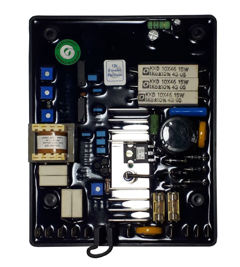 regulador tensão grt7-tr4 220vca